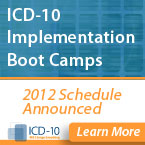 2012 ICD-10 Boot Camps